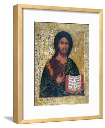 The Saviour--Framed Art Print