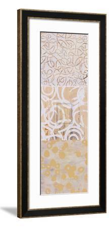 Visionary I-Bridges-Framed Art Print