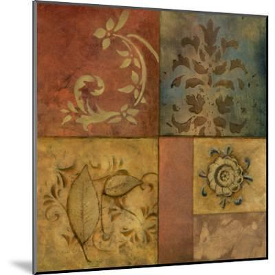 Organic Montage I-Norm Olson-Mounted Art Print