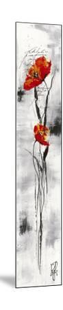 Reve Fleurie II-Isabelle Zacher-finet-Mounted Art Print