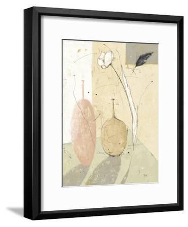 Multiple Schwebung VI-Ronald Pohl-Framed Art Print