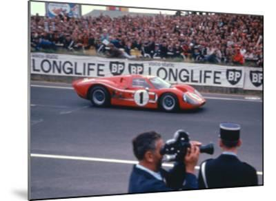 1967 LeMans--Mounted Giclee Print