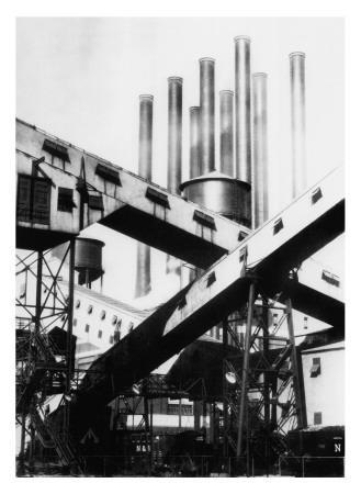 The Rouge Series, 1927-Charles Sheeler-Framed Giclee Print