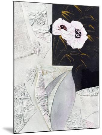 Vaso con Fiori II-Berenice Ricca-Mounted Art Print