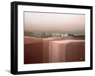 Marvellous Landscape II-Fernando Hocevar-Framed Art Print
