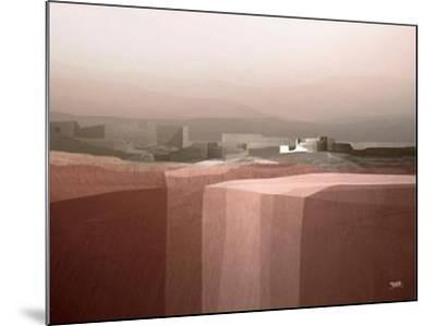 Marvellous Landscape II-Fernando Hocevar-Mounted Art Print