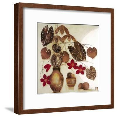 Amazona I-Margaret Hughlock-Framed Art Print
