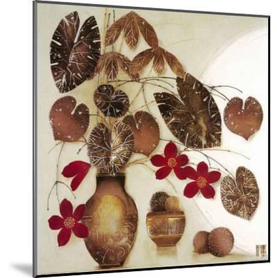 Amazona I-Margaret Hughlock-Mounted Art Print