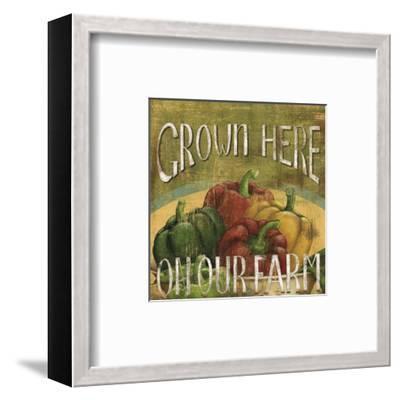From the Market I-Daphne Brissonnet-Framed Art Print