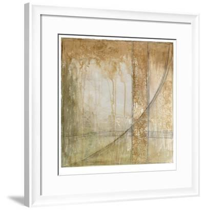 Iron and Lace III-Jennifer Goldberger-Framed Limited Edition