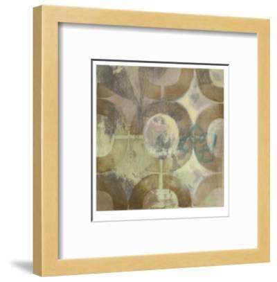 Garden Link VII-Megan Meagher-Framed Limited Edition