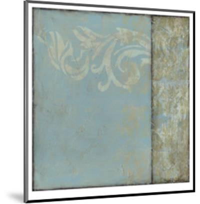 Ornamental Element II-Jennifer Goldberger-Mounted Limited Edition