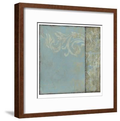 Ornamental Element II-Jennifer Goldberger-Framed Limited Edition