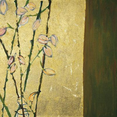 For the Love of Gold II-Natalia Morley Russell-Framed Art Print