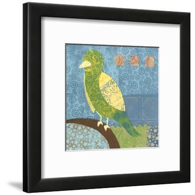Flight Patterns IV-Megan Meagher-Framed Art Print