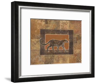 Grasslands I-Norman Wyatt Jr^-Framed Art Print