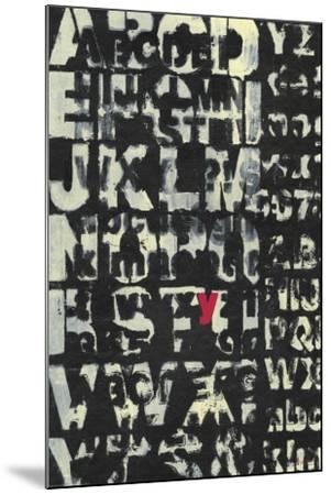 Why-Norman Wyatt Jr^-Mounted Art Print