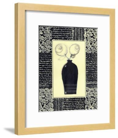 Poet's Bouquet I-Norman Wyatt Jr^-Framed Art Print