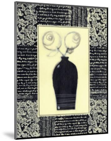 Poet's Bouquet I-Norman Wyatt Jr^-Mounted Art Print