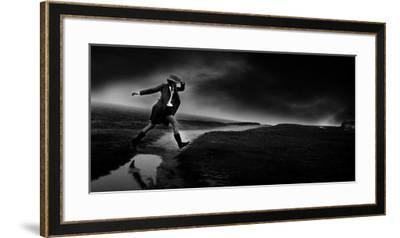 Jump-Philippe Marchand-Framed Art Print
