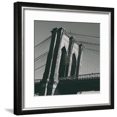 City Extension-Martin Smith-Framed Art Print