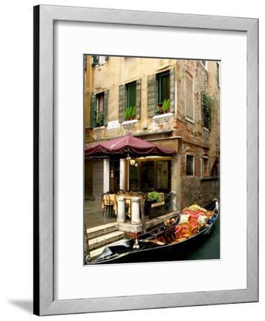 Calle de Magazen, Venice-Igor Maloratsky-Framed Art Print