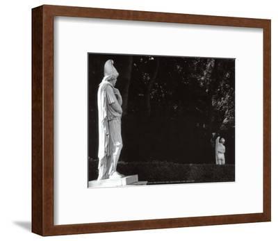 Vice et Versailles-Robert Doisneau-Framed Art Print