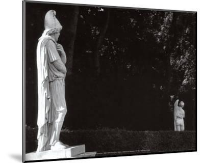 Vice et Versailles-Robert Doisneau-Mounted Art Print