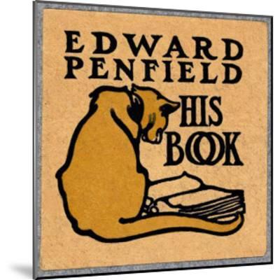 Edward Penfield, His Book-Edward Penfield-Mounted Art Print