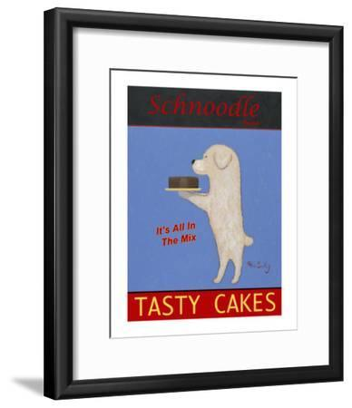 Schnoodle Tasty Cakes-Ken Bailey-Framed Collectable Print