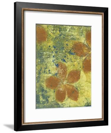 Euphoria II-Norman Wyatt Jr^-Framed Art Print