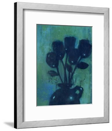 Eco Blooms I-Norman Wyatt Jr^-Framed Art Print