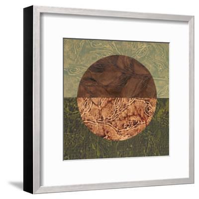 Lunar Eclipse VI-John Butler-Framed Art Print