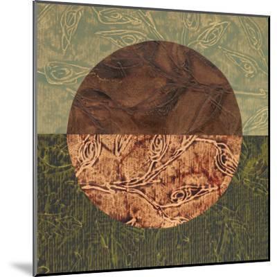 Lunar Eclipse VI-John Butler-Mounted Art Print