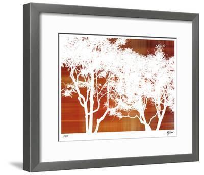 Zen Forest II-Mj Lew-Framed Giclee Print