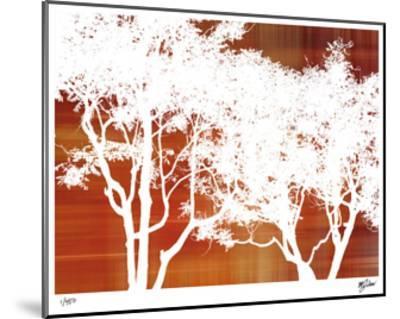 Zen Forest II-Mj Lew-Mounted Giclee Print