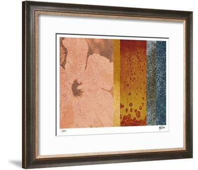 Nodoka Flowers II-Mj Lew-Framed Giclee Print
