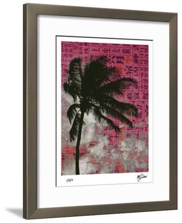 Vintage Asia III-Mj Lew-Framed Giclee Print