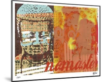 Namaste I-Mj Lew-Mounted Giclee Print