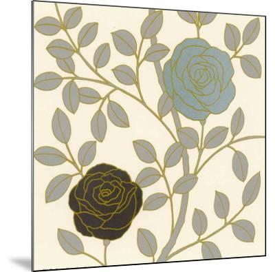Rose Garden II--Mounted Art Print
