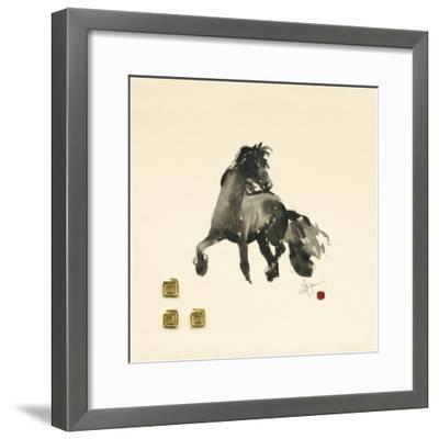 Horse I-Boersma-Framed Art Print