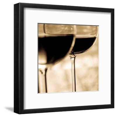 Vino Tinto I-Jean-Fran?ois Dupuis-Framed Art Print