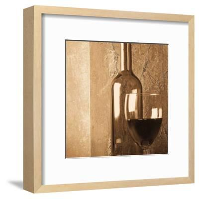 Symetrie-Jean-Fran?ois Dupuis-Framed Art Print