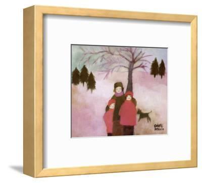 Winter-Colette Boivin-Framed Art Print