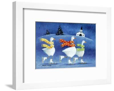 The Colour of Winter-Joanne Ouellet-Framed Art Print