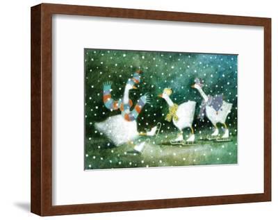 Oups-Joanne Ouellet-Framed Art Print
