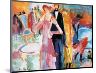 Dry Martini-Marie Versailles-Mounted Art Print