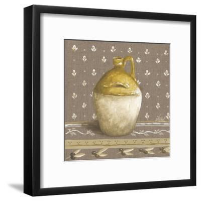 Cruche Jaune-V?ronique Didier-Laurent-Framed Art Print
