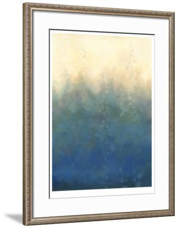 Sea & Sky II-Chariklia Zarris-Framed Limited Edition