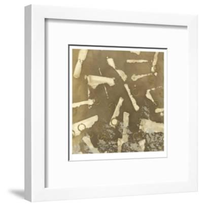 Golden Rule VII-Megan Meagher-Framed Limited Edition
